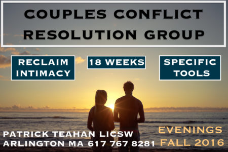COUPLE IN CONFLICT GROUP
